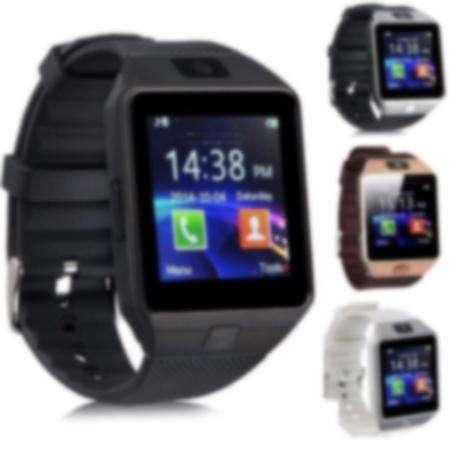Reloj Smartwatch DZ09 Camara Micro SD Android