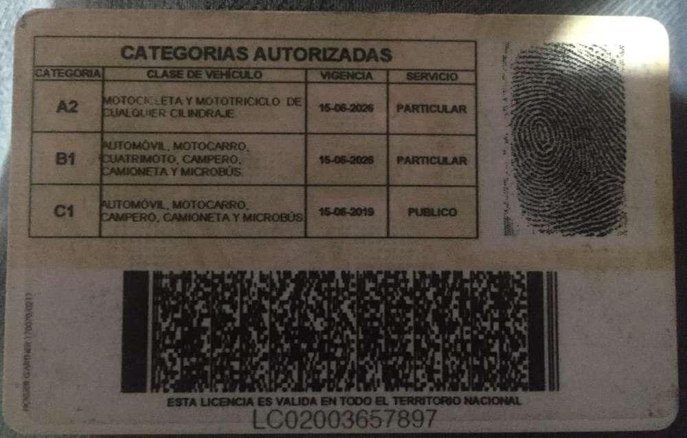 Me Ofrezco Como Cunductor 3016589024