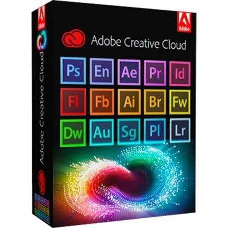Adobe Suite CC 2018 Win / Mac
