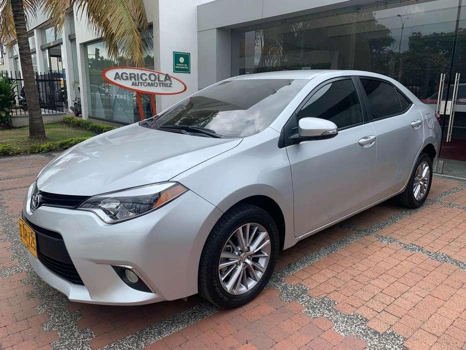 Toyota Corolla 2016 - 42644 km