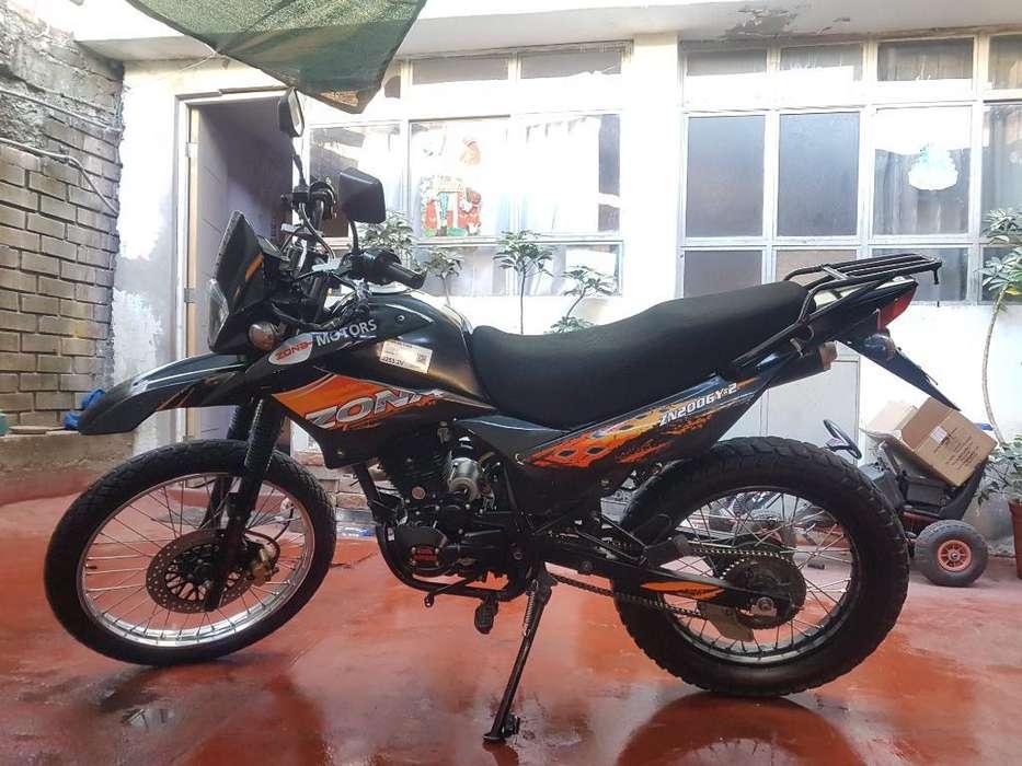 Vendo Moto Zona Motors