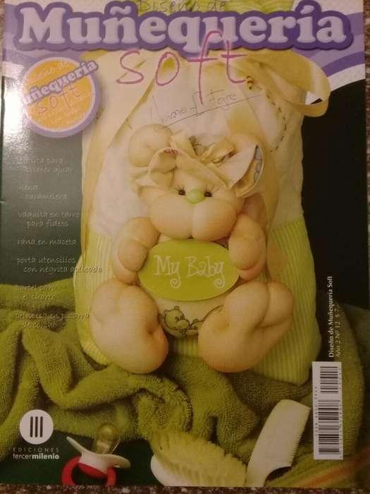 Diseño de Muñecos Soft Año 2 N12