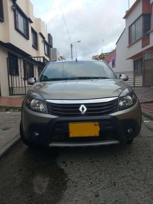 Renault Sandero Stepway 2012 - 79000 km