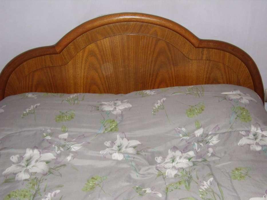 JUEGO DE <strong>dormitorio</strong> 2 1/2 PLAZAS/ VENDO URGENTE