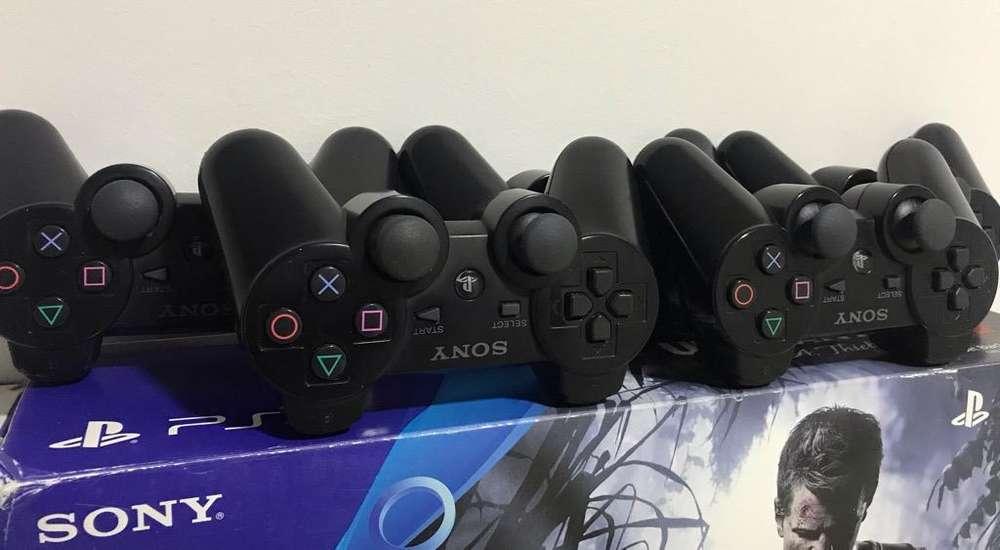 Controles Originales Play 3, 40 Cada Uno