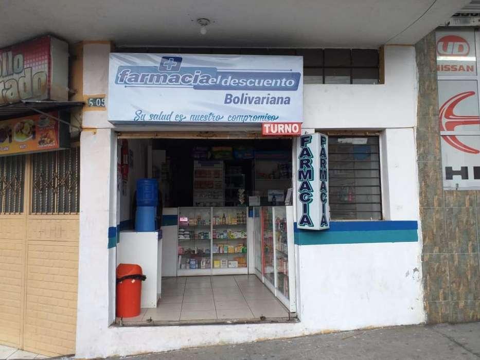 de Oportunidad Se Vende Una Farmacia