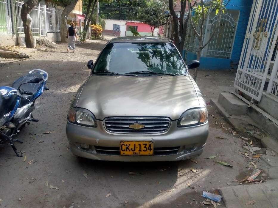 Chevrolet Esteem 2003 - 8888 km