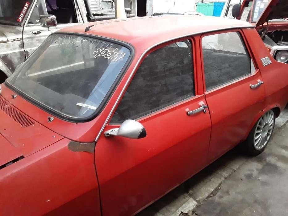 Renault R12 1986 - 0 km