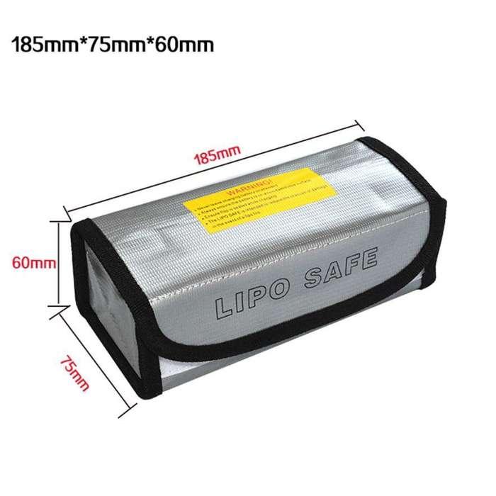 Bolsa De Seguridad Para Carga De Baterio Lipo Lipo