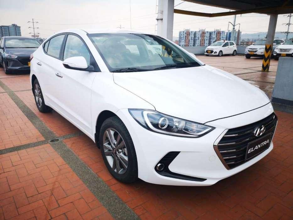 Hyundai Elantra 2017 - 0 km