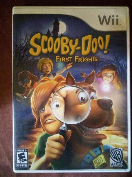 Scooby Doo Nintendo Wii