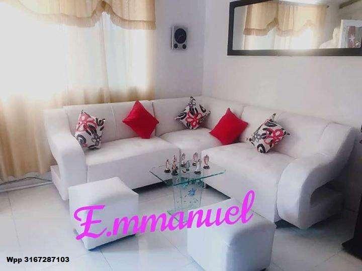 Juegos de Sala Curva Grande Cali.! El Color Que Quieras Domicilio Gratis Cali 3167287103 Somos Fabricantes.!!