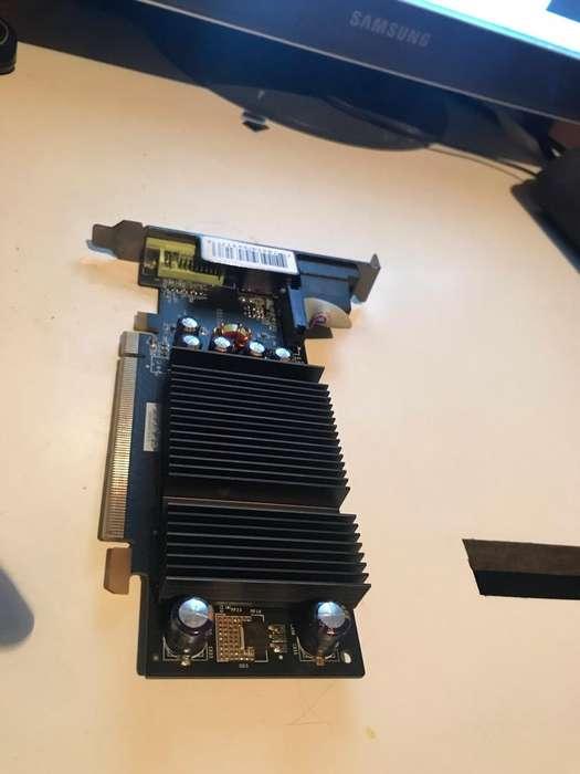 Placa de Video Ddr2 512Mb