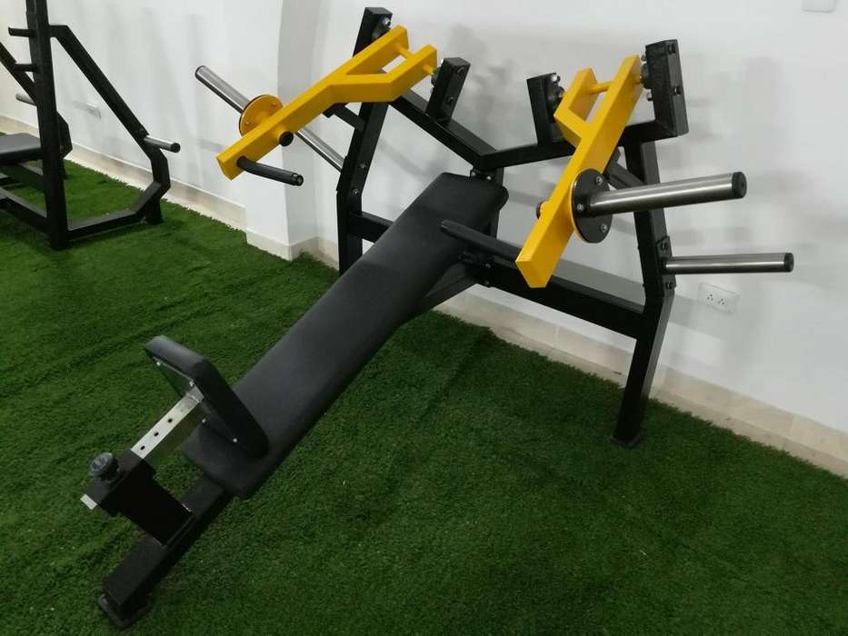 Pecho Hammer Inclinado Maquinas para gimnasio