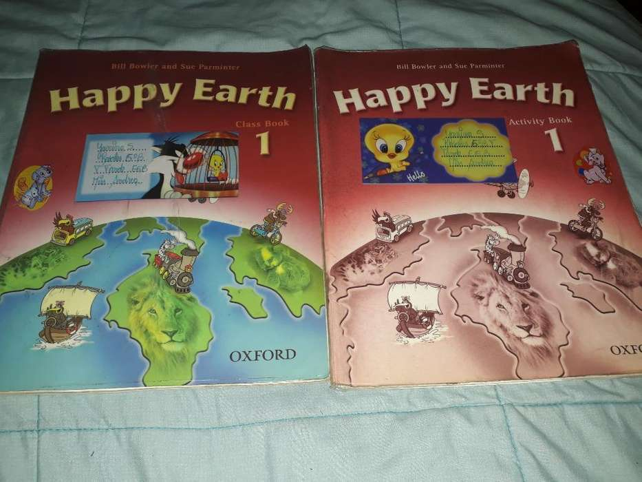 Happy Earth 1 X2