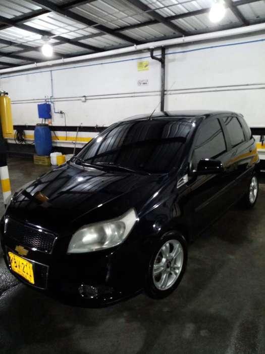 Chevrolet Aveo Emotion 2011 - 114000 km