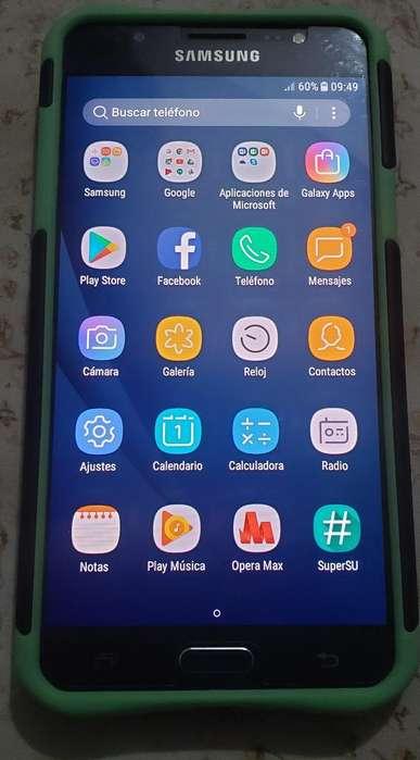 Vendo Samsung J7.2016 Libre de Fabrica