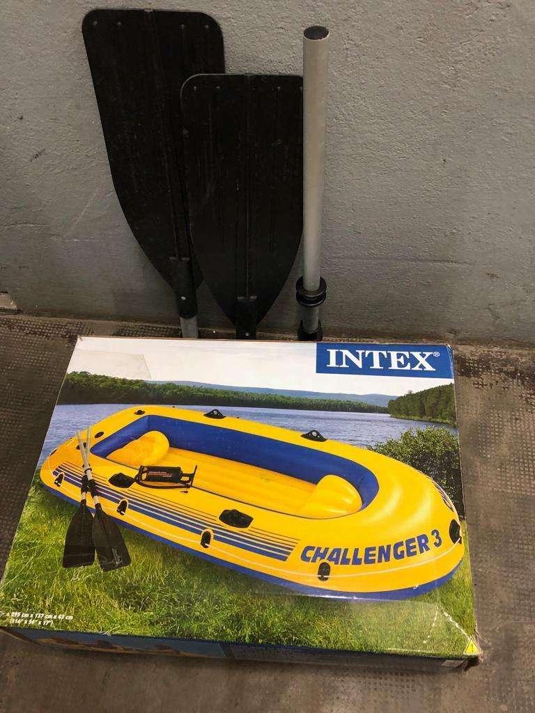 Bote Intex Challenger 3 Gomon
