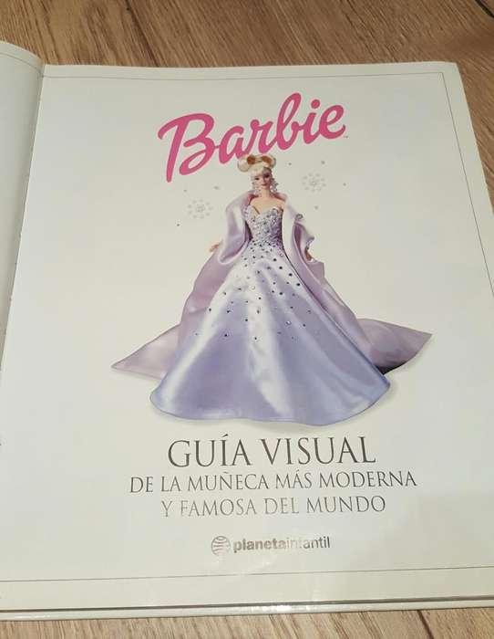 Libro Barbie Guía visual de la muñeca más moderna y famosa