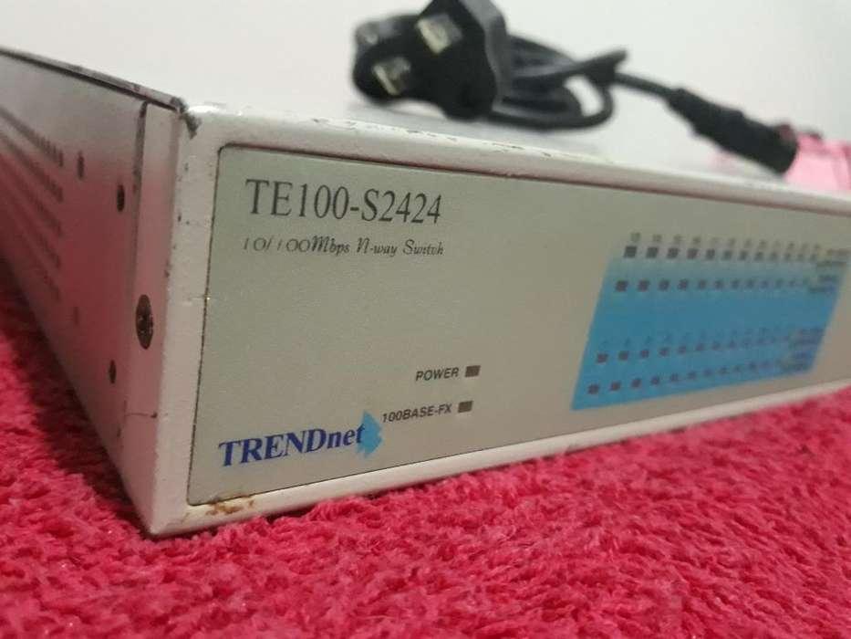 Switch Trendnet Te100 S2424