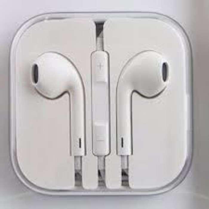 Audífonos de iPhone 6 Originales