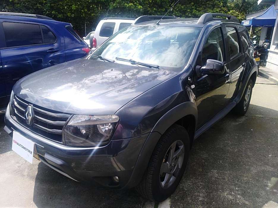 Renault Duster 2015 - 40200 km