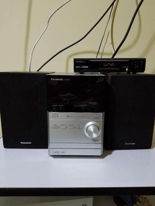 Vendo Mini Componente Panasonic