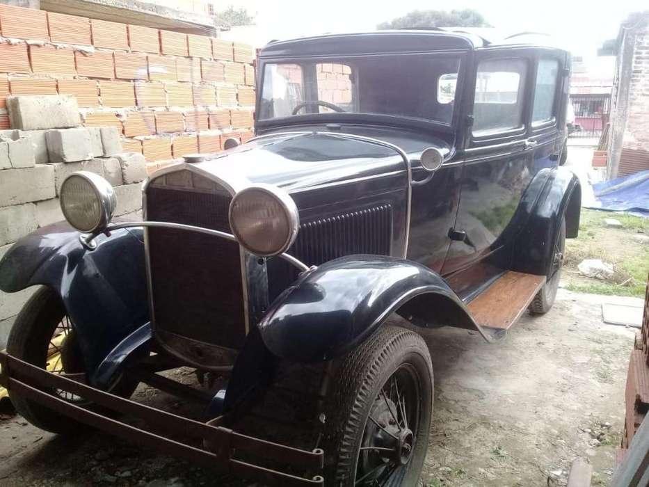 Ford Otro 1931 - 200000 km