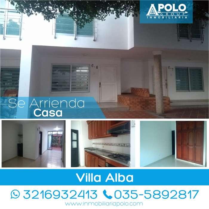 Se Arrienda Excelente Casa en Villa Alba