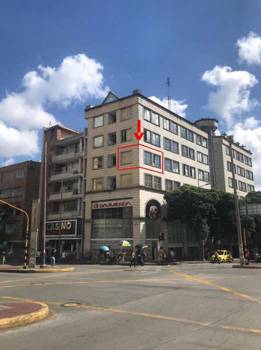 Gran oportunidad venta oficina 513, centro bucaramanga