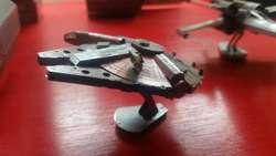 Rompecabezas 3d Metálico Star Wars