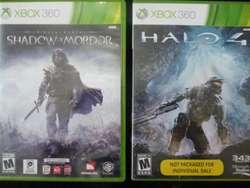 Xbox 360 Juegos Originales