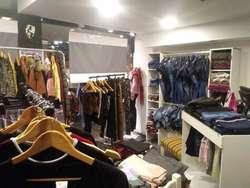 fondo de comercio indumentaria femenina San Carlos de Bariloche