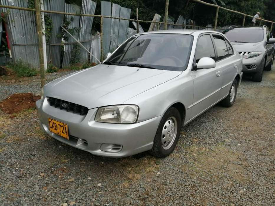 <strong>hyundai</strong> Accent 2002 - 273000 km