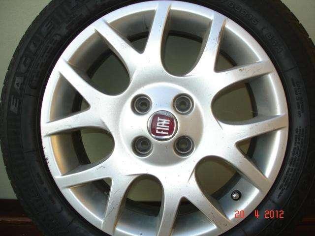 Neumático <strong>goodyear</strong> Eagle Nct5 18560 R15 con llanta original una sola