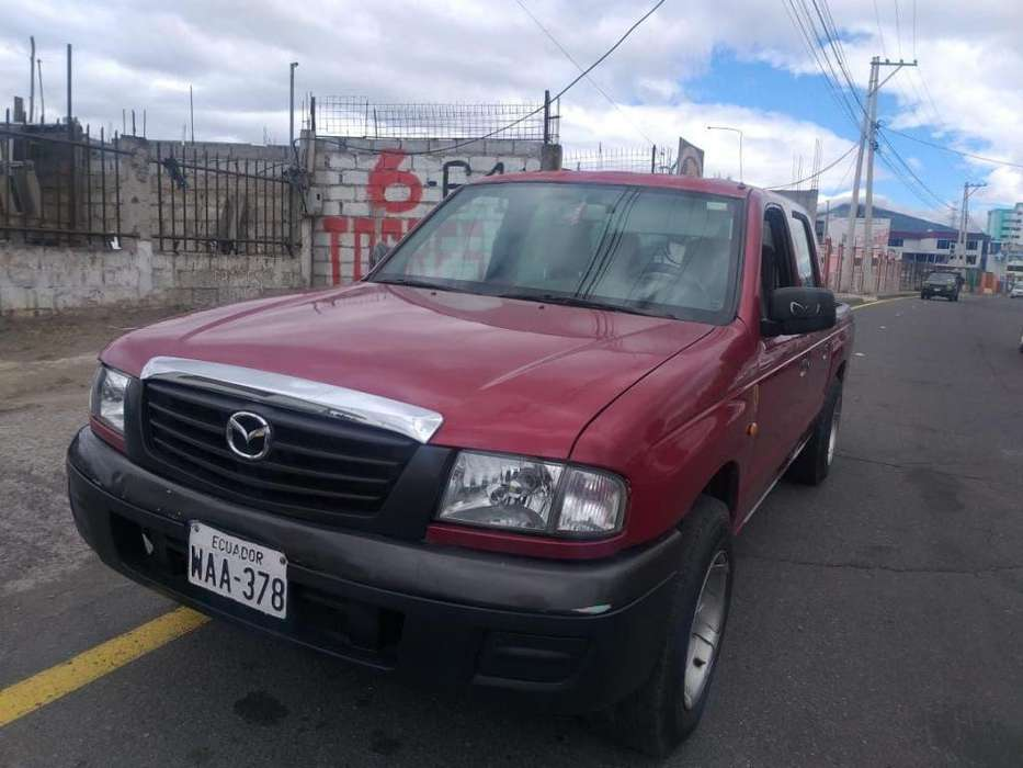 <strong>mazda</strong> B 2200 2004 - 250000 km