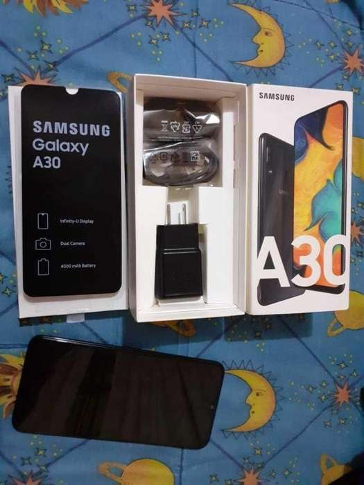 Ocasión Samsung A30 de 64 Gigas !