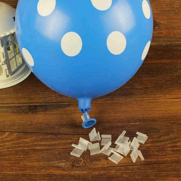 Clip para globos