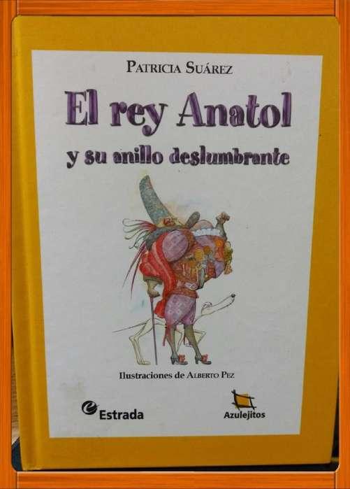 EL REY ANATOL y su anillo deslumbrante