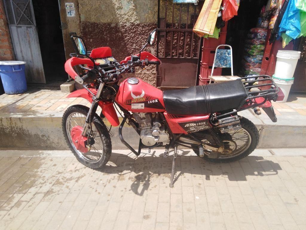 Se Vende Moto Líneal