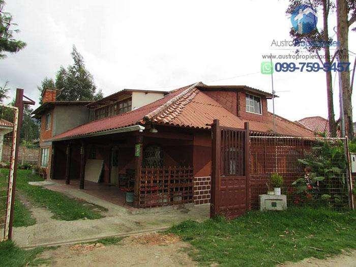 125.000 Casa en Venta en Cuenca Sector Iglesia San Jose de Balzay