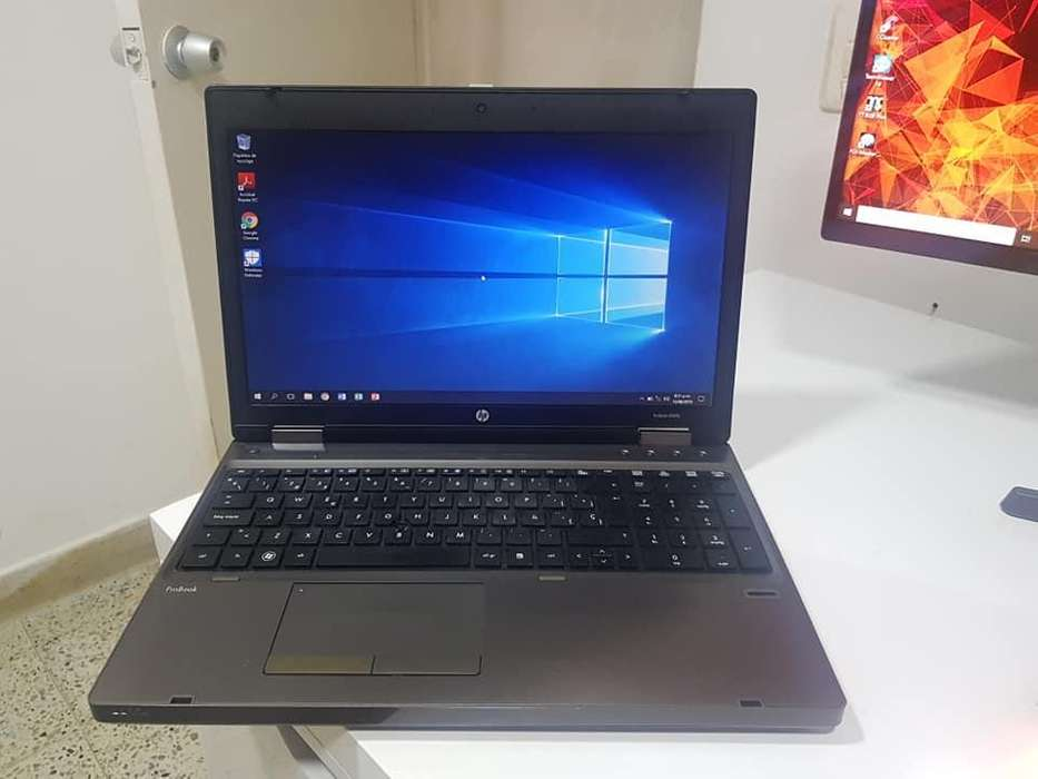 PORTATIL HP i5 2da To 2.90GHZ, 750GB DISCO, 4GB RAM, LECTOR HUELLA, PANTALLA 15.6