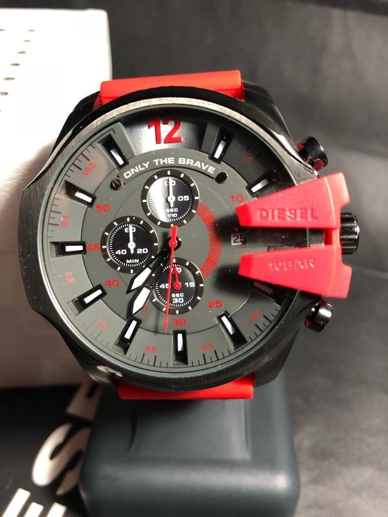 c812a8edb743 Reloj Diesel Sport Rojo - Lima