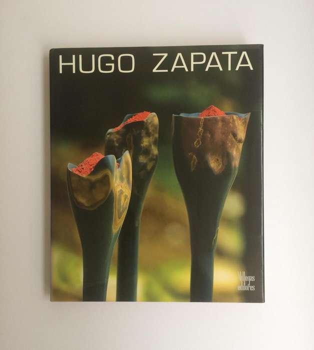 Libro de arte Hugo Zapata