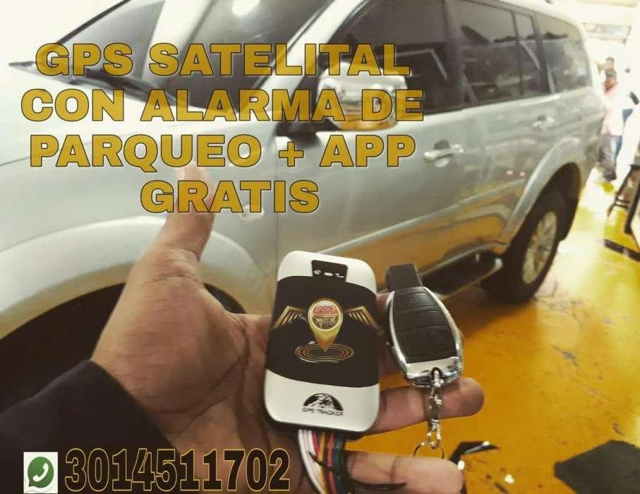 GPS instalado PARA CARRO PLATAFORMA GRATIS