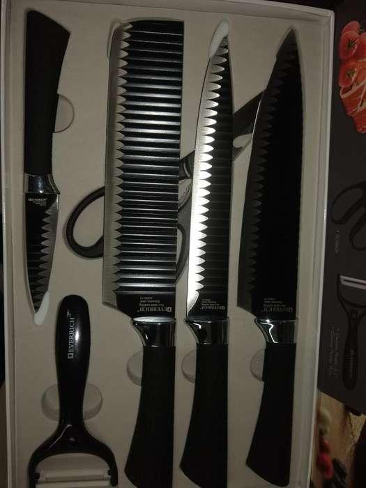 Cuchillos Semiprofesionales