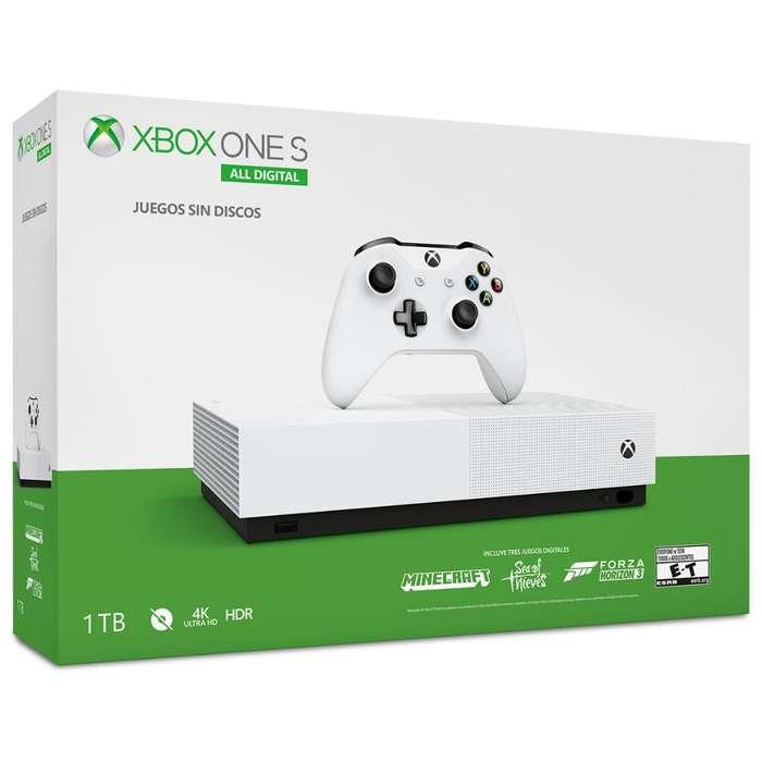 Xbox One S Super Promocion