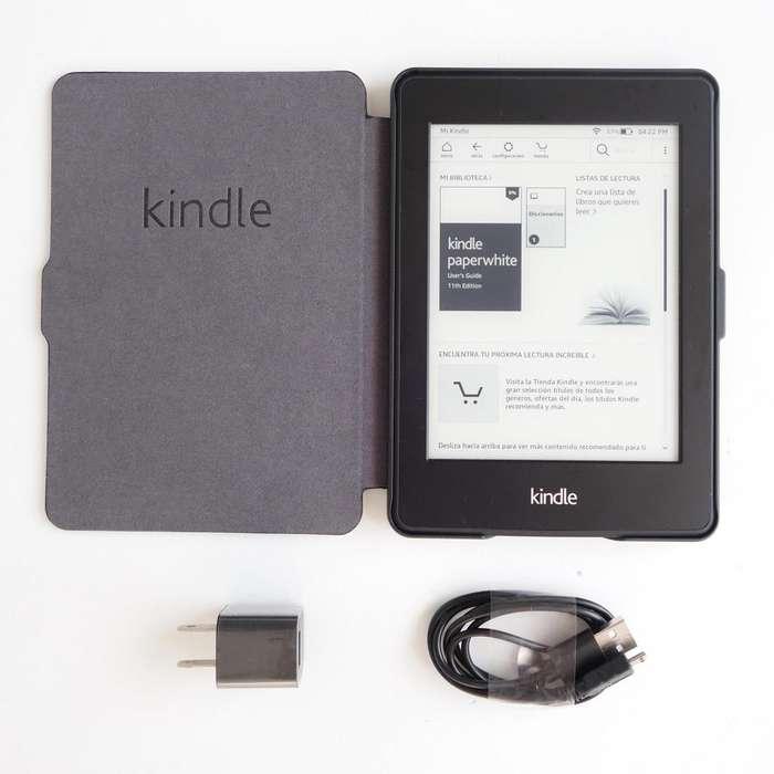 Kindle paperwhite buen estado. actualizada software última versión año 2019