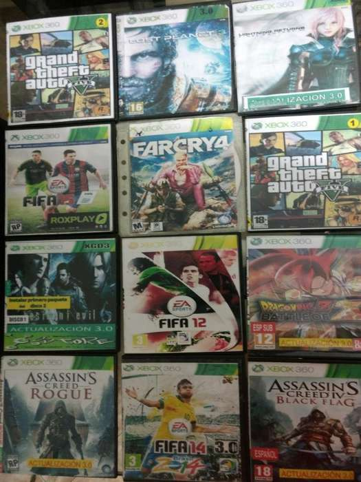 Películas Parche 3 para Xbox Buen Estado
