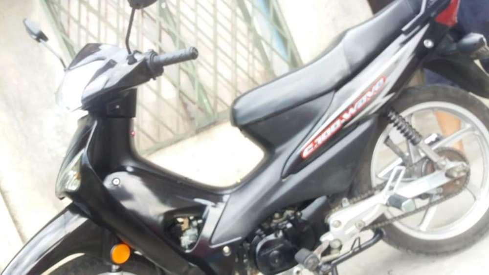 Moto Wave 2012